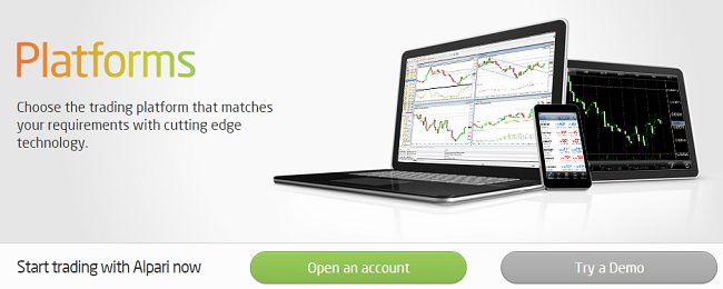 Alpari.com - Online forex trading company and forex brokers