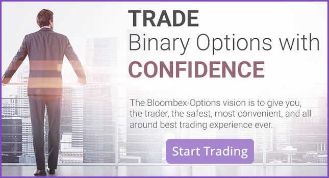 Bloombex Options - Online Binary options trading platform
