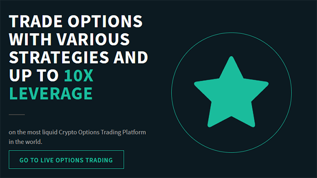 Deribit Review - Bitcoin futures and options exchange