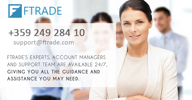 FTrade - Online Binary options trading platform