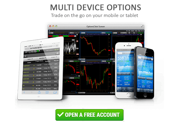 OptionsClick.com - Online binary options live trading platform