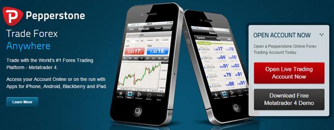 Pepperstone.com - Australia's Premier Forex Broker