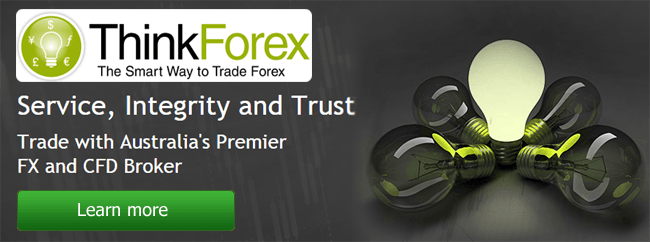 ThinkForex.com - Forex Trading Brokers, Online FX & CFD Trading Company