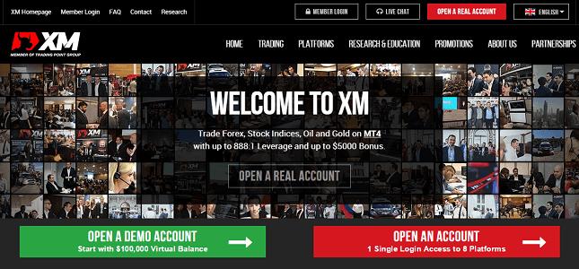 XM.com review
