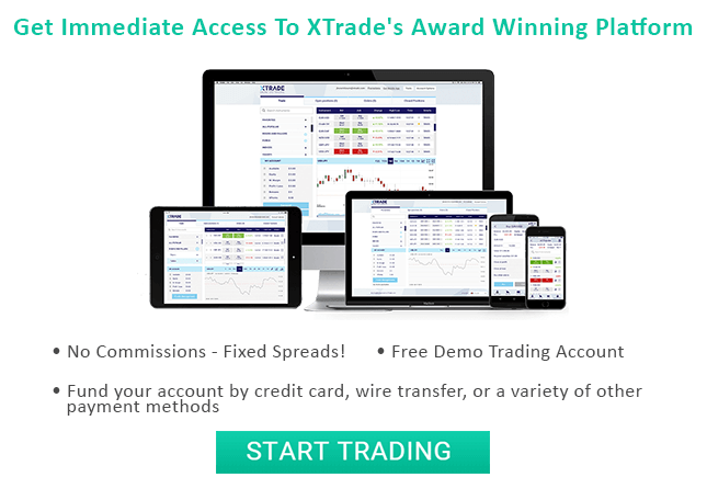Xtrade.com - Moibile & Web Froex Trading and CFD Trading