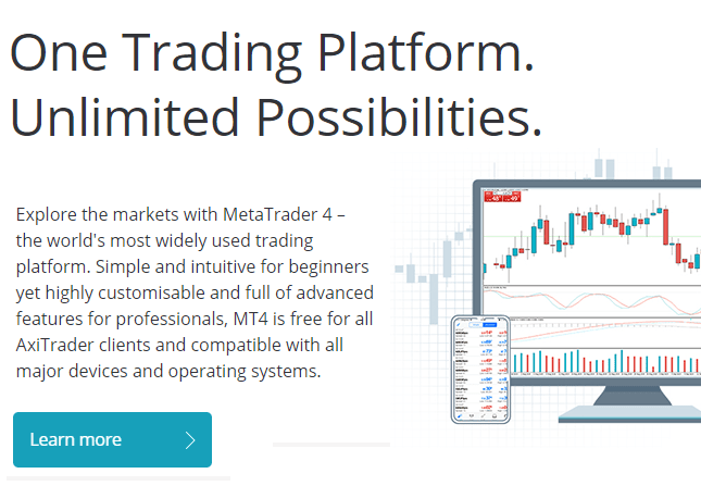 axitrader.com - Online forex brokers