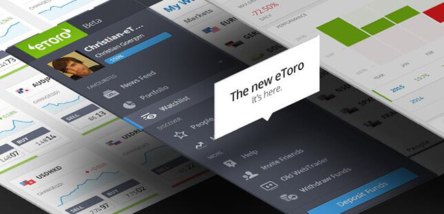 eToro review - The social trading and investment network