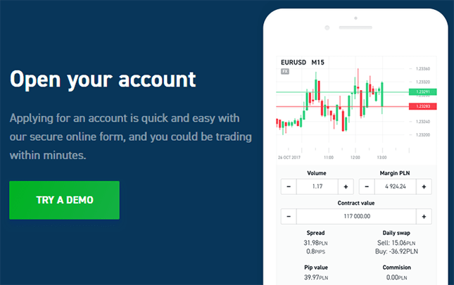 Xtb.com - Online forex trading platform